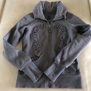 Lululemon Gray Jacket